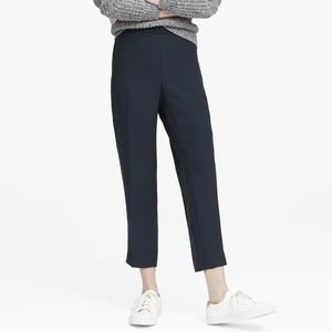 Banana Republic Hayden Tapered Ankle Pant Blue